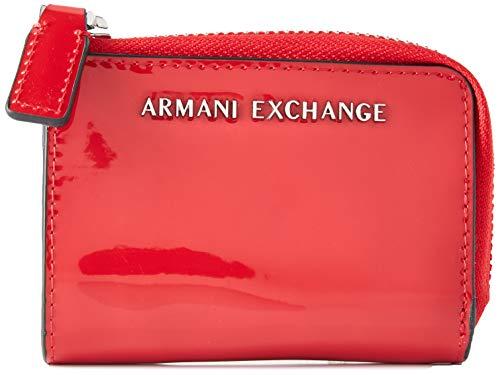 Armani Exchange - Small Round Zip