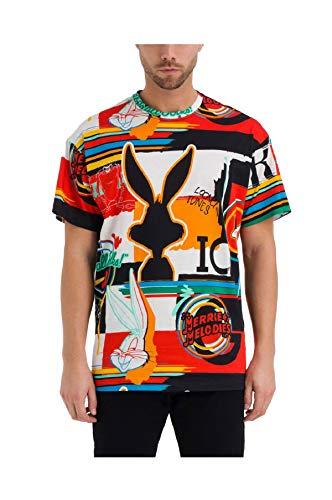 Iceberg T-Shirt Uomo F0914064S191 Multicolor PE20 M