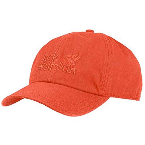 Jack Wolfskin Baseballkappe Einheitsgröße Mango Orange