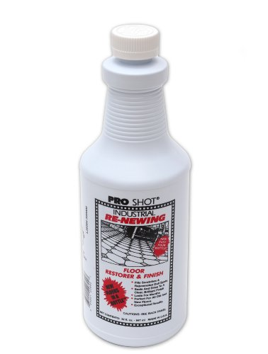 PRO SHOT 22823 Industrial Re-Newing Floor Restorer, 32-Ounces