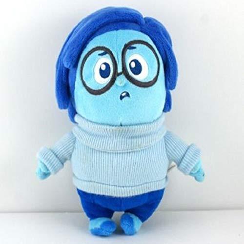Tylyund morbido giocattolo Pixar Inside Out Peluche Joy Fear Disgusto Rabbia Tristezza