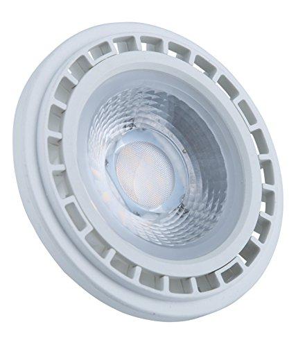 Heitronic LED Leuchtmittel AR111 GU10 warmweiß 15W 28°