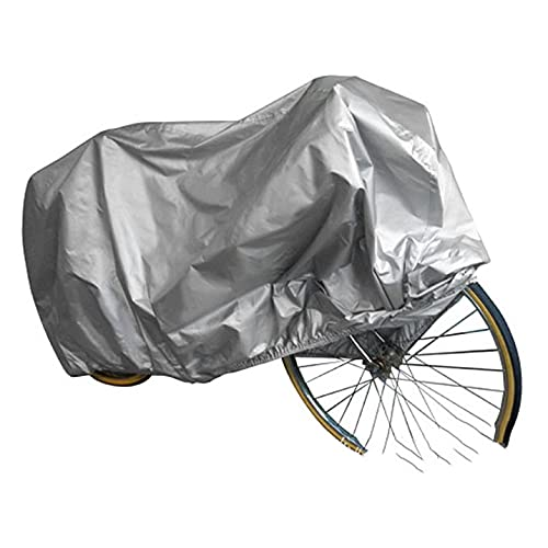 Funda para Bicicleta Exterior Cubierta de Bicicleta al Aire Libre, Cubierta de Bicicletas con Llaves, protección Solar para Bicicletas y Cubierta de Lluvia (Color : B, Size : 200 * 75 * 110cm)