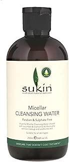 Sukin, Micellar Cleansing Water, 8.46 fl oz (250 ml)