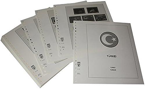 Lindner T Vordruckbl er T316 Türkei - Jahrgang 1971 bis 1980