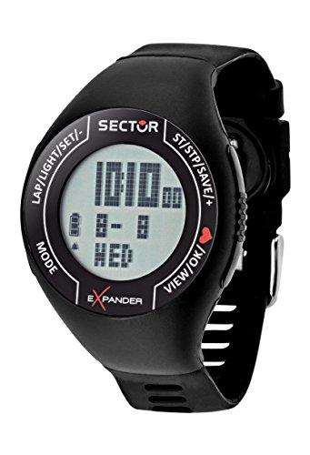 Sector No Limits Orologio Uomo, Collezione Street Cardio, Digitale, Quarzo - R3251473001