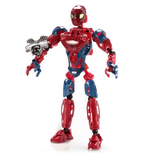 Mega Bloks 91331: The Amazing Spiderman