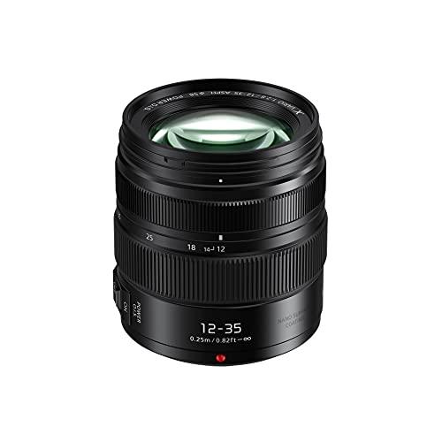 Panasonic LUMIX H-HSA12035 II - Objetivo Zoom estándar para cámaras de montura M4/3...
