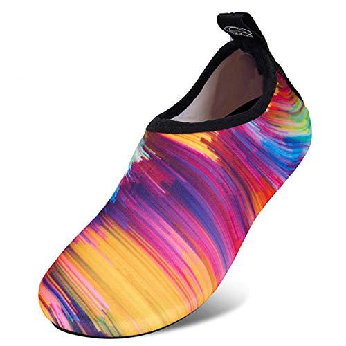 Zapatillas de baño infantiles, antideslizantes, color, talla 32/33 EU