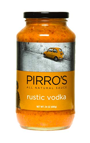 PIRRO'S, Rustic Vodka Sauce, 24 ounce