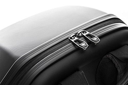 DJI Hartschalen-Rucksack Hardshell Backpack für Phantom 3 Advanced und Phantom 3 Professional - Schwarz