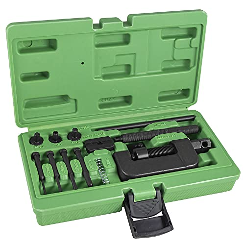 JBM - Caja para reparación de cadenas de moto