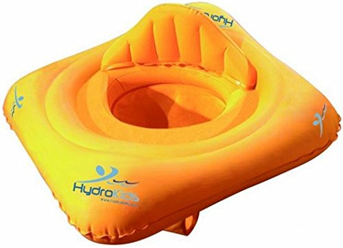 Floaties/Hydrokids 200005 Schwimmsitz, 3-12 Monate, gelb