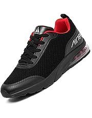 Mishansha Hardloopschoenen voor dames en heren, dempend, antislip, ademend, lichte sportschoenen, maat 36-46