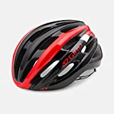 Giro Foray MIPS Adult Road Cycling Helmet - Small (51-55 cm), Bright Red/Black (2019)