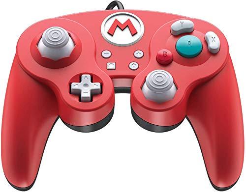 PDP社製 有線コントローラー for Nintendo Switch マリオ 赤【Nintendo Switch対応】 [並行輸入品]