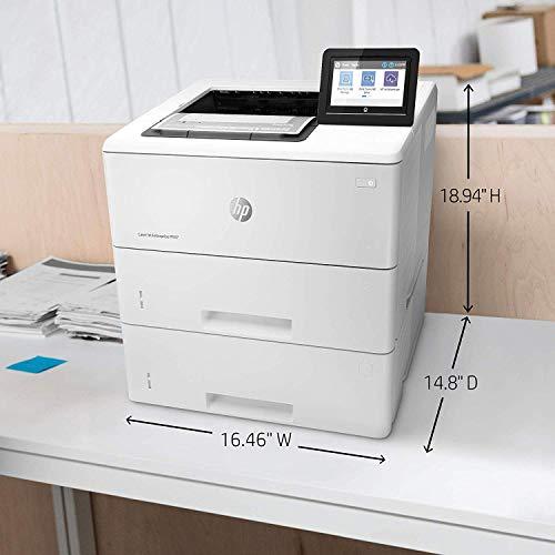 HP LaserJet Enterprise Printer M507x (1PV88A),White