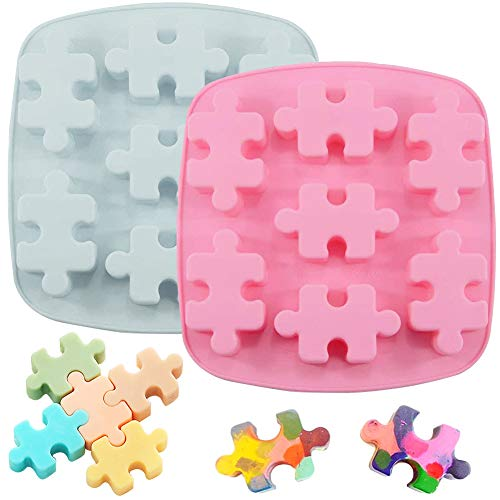 Puzzles Molde De