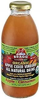 Bragg Bev Apple Cider Apple & Cinnamon 16 oz (Pack of 1)
