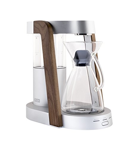 Ratio Eight Coffee Maker - Bright Silver