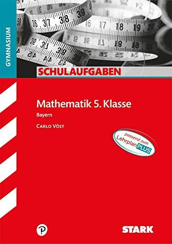 STARK Schulaufgaben Gymnasium - Mathematik  5. Klasse