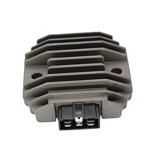 Rectificador regulador de voltaje de motocicleta 12V para KAWASAKI ZZR600 ZX600D GPX600 R ZX6R F1-F3 KEF300 KEF300 LAKOTA VN750 KLF300