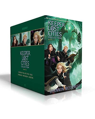 Keeper of the Lost Cities Collection Books 1-5: Keeper of the Lost Cities;...