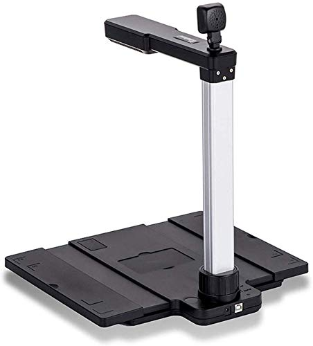 Check Out This Portable High Speed USB Book Image Document Camera Scanner 5 Mega-Pixel HD High-Defin...