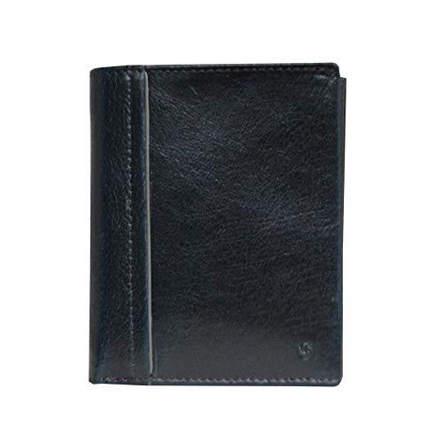 Porta Carte di Credito a Libro | Samsonite West Harbor SLG | 92D112-Dark Blue/Dark Grey