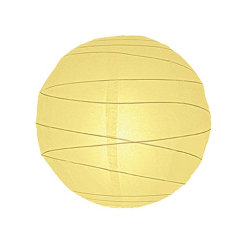 Lighting Web Suspension boule en papier Abricot 35,5 cm
