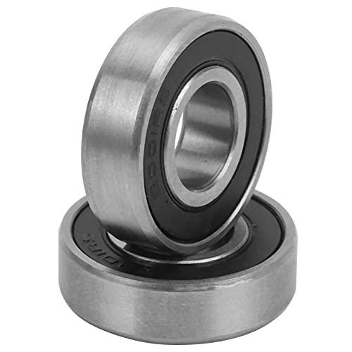 WOUPY Rodamientos de Bolas de Rueda, propicios para reparación de rodamientos de Rueda de Ruido de Rueda Trasera para M365 / Pro para Scooters eléctricos