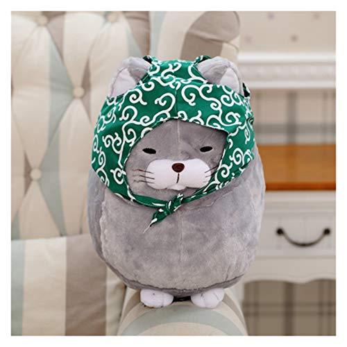 letaowl Plüschtier 30 cm / 40 cm Niedliche Kitty Puppe Simulation Katze Plüsch Spielzeug, Kreative Katze Plüschtiere Kinder Spielzeug Home Sofa Dekoration Urlaub Geschenk Stofftier