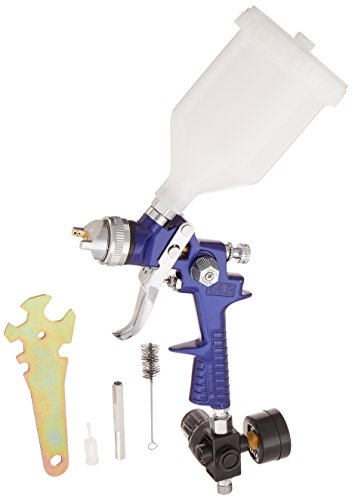 Vaper HVLP Spray Gun Set with Plastic Cup - 1.4mm, Model Number 19000