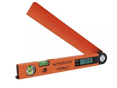 NEDO Elektronischer Winkelmesser Winkeltronic Easy | Schenkellänge 400 mm | 405100