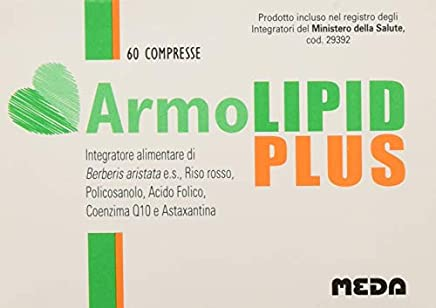 Armolipid Plus Integratore 60 compresse