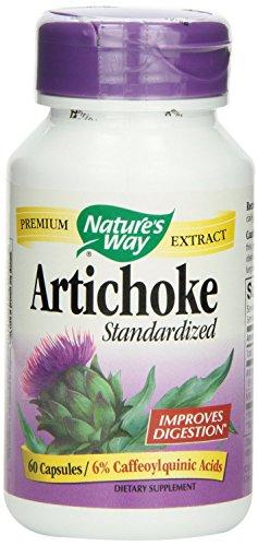 Pastillas De Alcachofa - 60 Capsulas De Extracto De Alcachofa - Suplemento para Dieta para Adelgazar Y Bajar De Peso - 100% Garantizado!