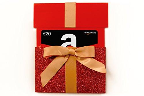 Tarjeta Regalo Amazon.es - €20 (Tarjeta Desplegable)