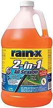 Rain-x 2 Pack 2 in 1 All Season (-25) Washer Fluid Net Wt 255.63 Fl Oz, 255.63 Fluid Ounce