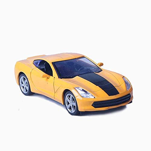 AIOJY Pull Back Go Action Quality Model Car Monster Truck Drifting Cars Best Gifts for Baby 4x4 Car Model Rally Sports 1:32 Scale Diecast Metal by Smart Highly Detailed Opening Doors