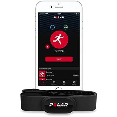 Polar H10 Heart Rate Monitor ANT ECG//EKG Waterproof HR Sensor with Bluetooth