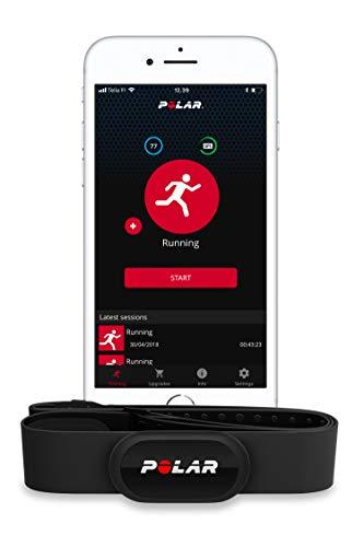 Polar H10 Brustgurt App