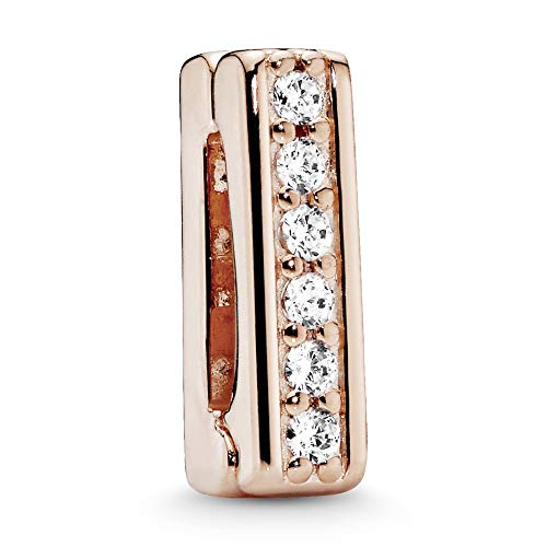 Pandora - Charm spacer gold-plated 787633CZ