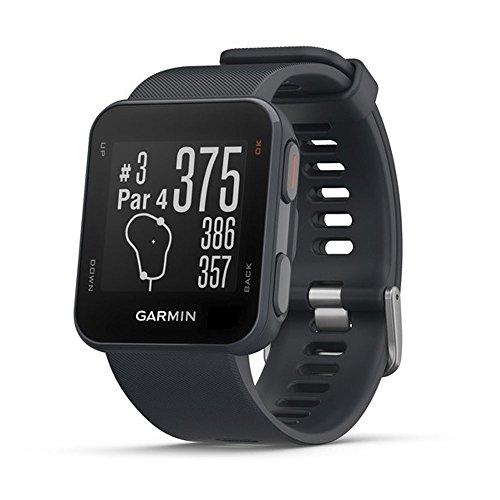 Garmin Approach S10 - Lightweight GPS Golf Watch, Granite Blue, 010-02028-02