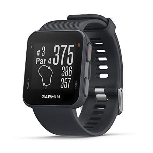 Garmin Approach S10, Lightweight GPS Golf Watch, Granite Blue