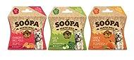 Soopa Healthy Bites Mixed 3 Pack Dog Treats