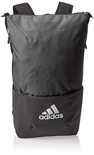 adidas Unisex-Erwachsene ZNE CORE Sporttasche, Mehrfarbig (Negro/Hieley/Blanco), 24x36x45 centimeters
