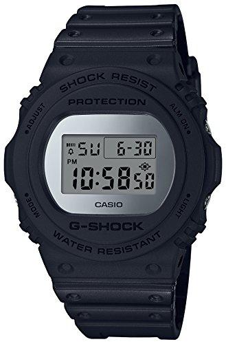 [カシオ] 腕時計 ジーショック メタリックミラーフェイス DW-5700BBMA-1JF メンズ ブラック