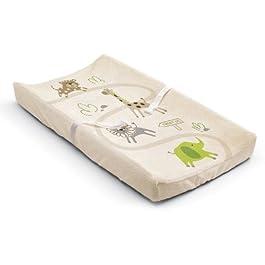 Summer Infant Ultra Plush Changing Pad Cover, Safari