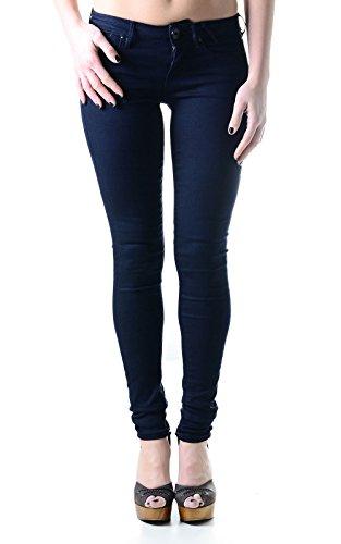 Guess Damen Jegging Jeans, dunkelblau, XS