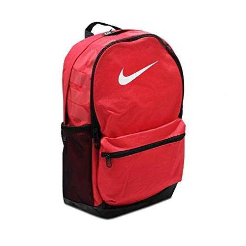 """""""Nike BACKPACK RED Day pack Daybreak Bag Boy Girl Causal Travel 15"""" Laptop 24 litres"""", university red/black/white, one size (CK0932-657)"""